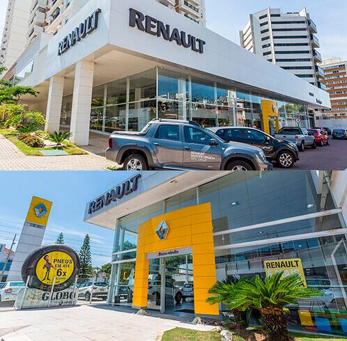 Concessionária Renault - Curitiba