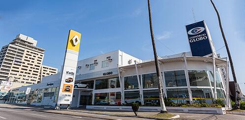 Concessionária Renault - Florianópolis