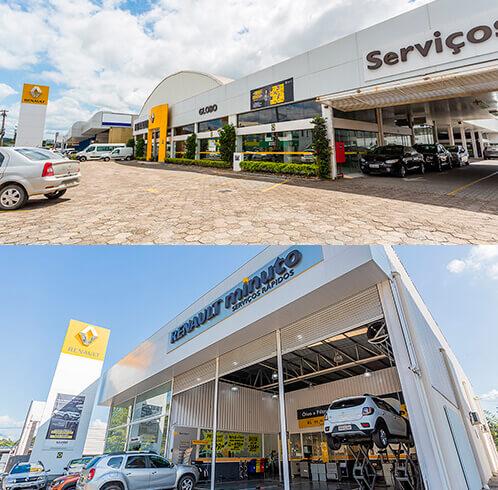 Concessionária Renault - Joinville