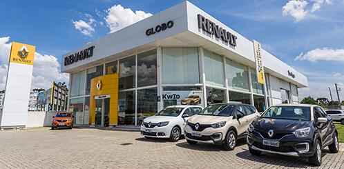 Concessionária Renault - Pinhais
