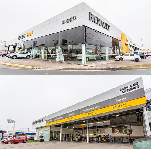 Concessionária Renault - São José dos Pinhais