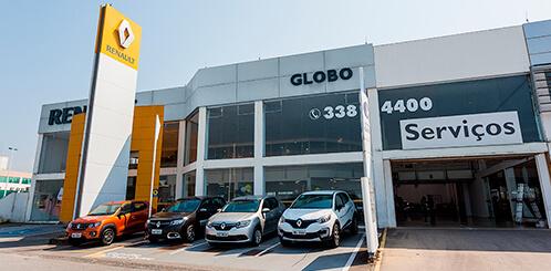Concessionária Renault - São José