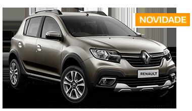 Novo Renault Sandero Stepway