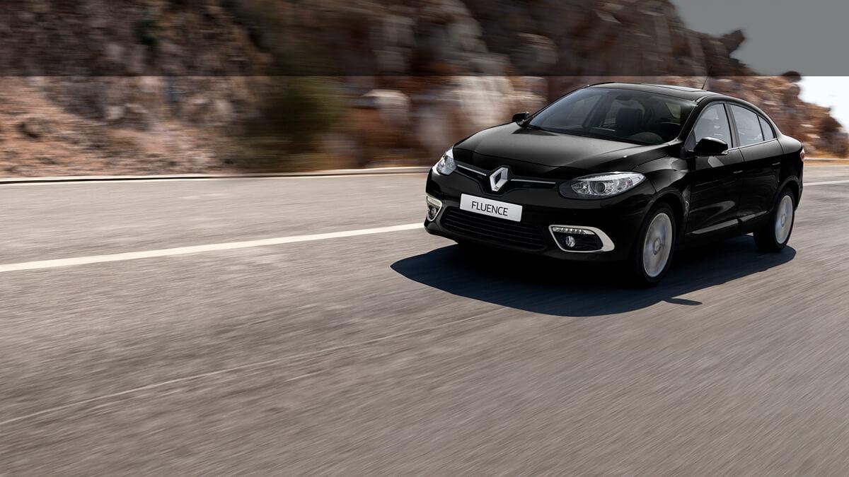 banner Renault Fluence