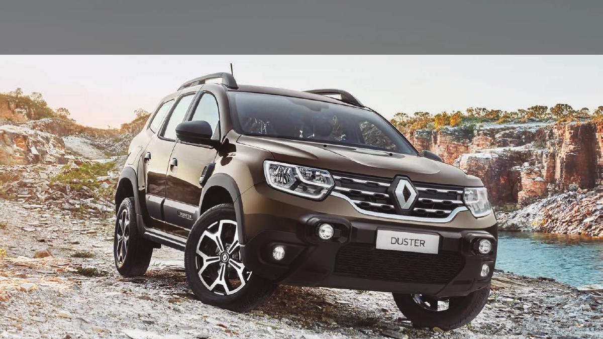 banner Renault Novo Duster