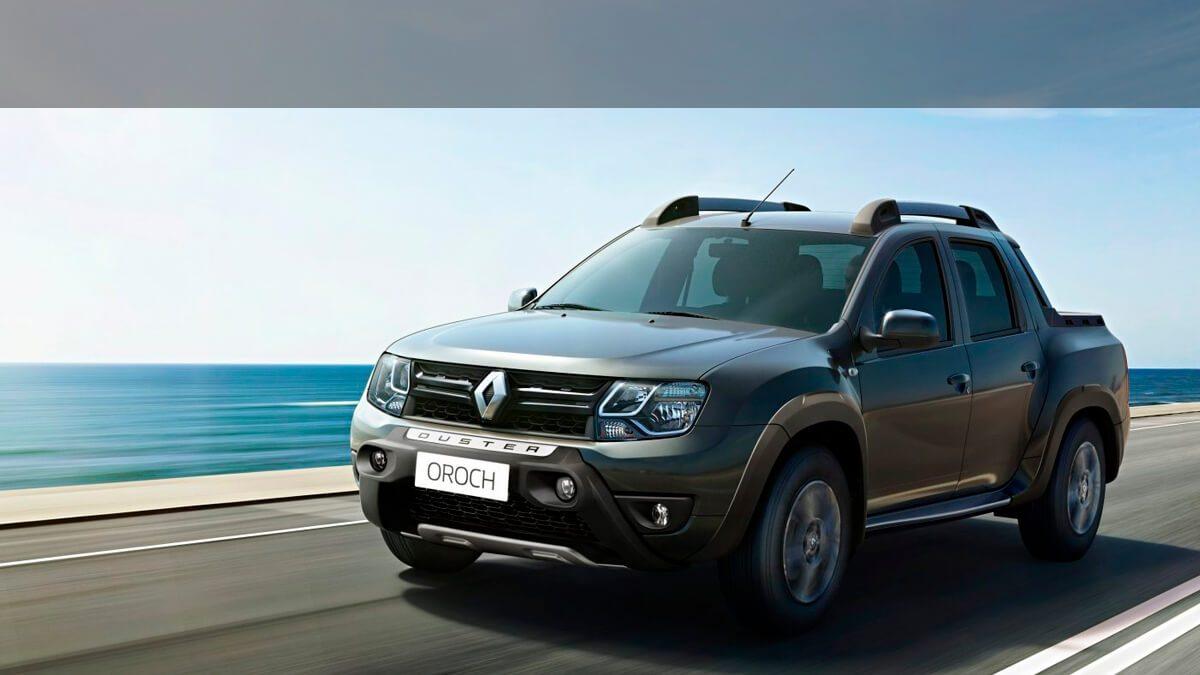 banner Renault Nova Duster Oroch
