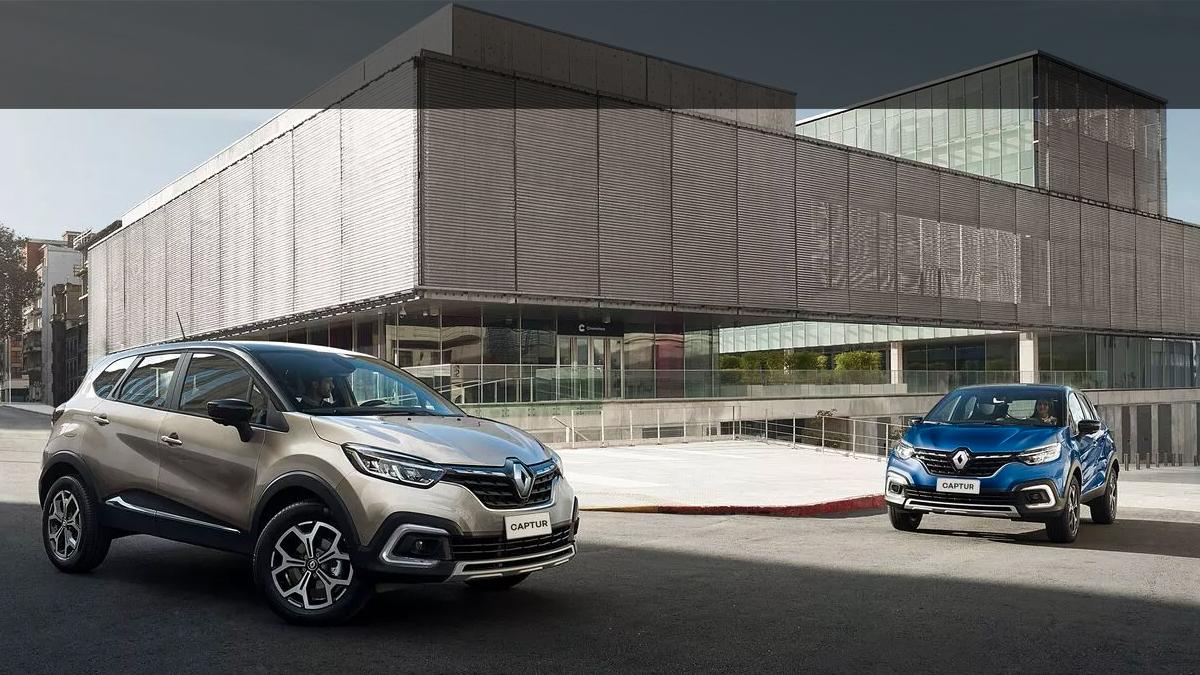 banner Renault Novo Captur
