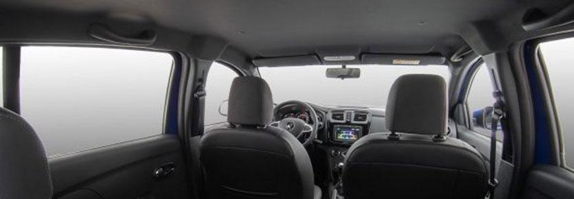 Foto Renault - Novo Sandero
