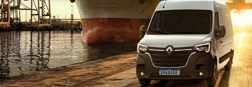Foto Renault - Novo Master