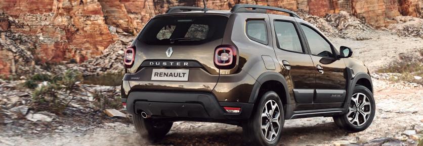 Foto Renault - Novo Duster