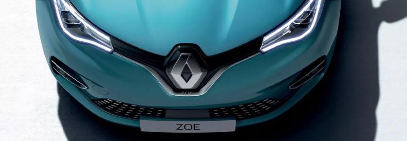 Foto Renault - Zoe